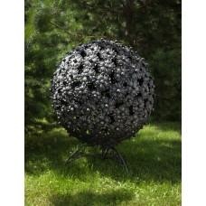 Сфера для огня Цветы-208