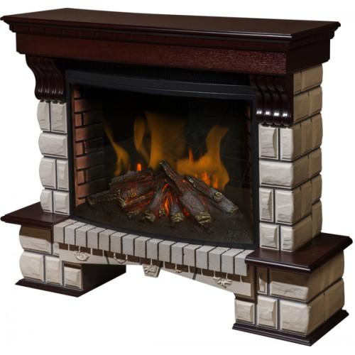 Каминокомплект Stone-Firespace 33W