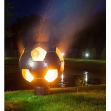 Сфера для огня Футбольный мяч-INOX