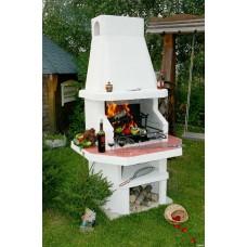 Садовая печь барбекю Грация