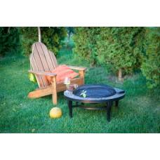 Садовый мангал и чаша (очаг) для огня (Арт.111)